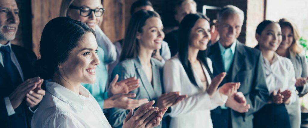 Corporate Ovations – Presentation Skills – NxtGEN Executive Presence