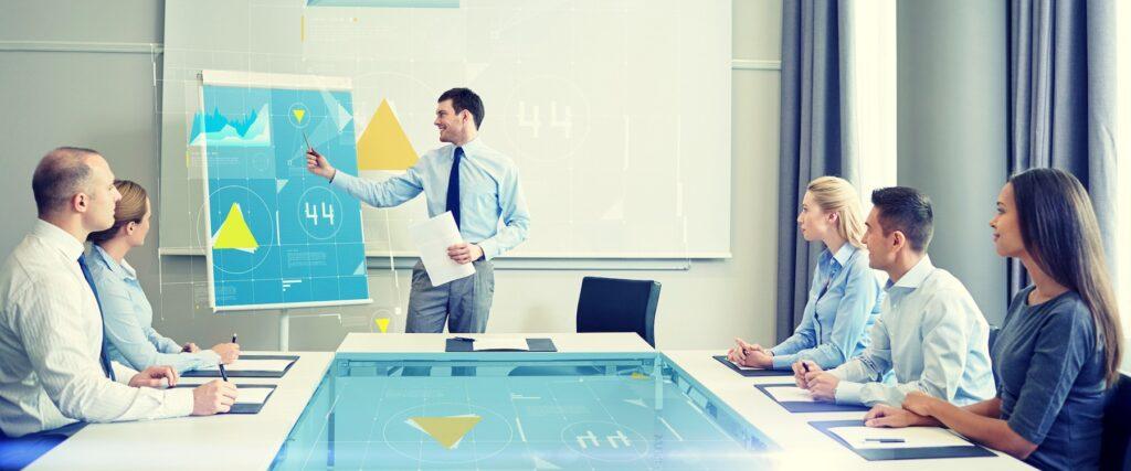 Corporate Storytelling – Visual Presentations – NxtGEN Executive Presence