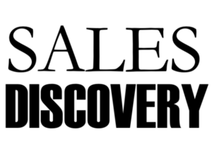Sales Discovery