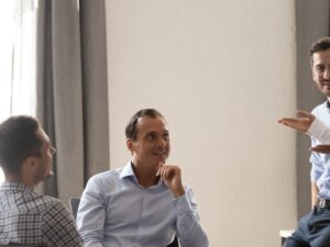 Sales Training 1 – NxtGEN Executive Presence