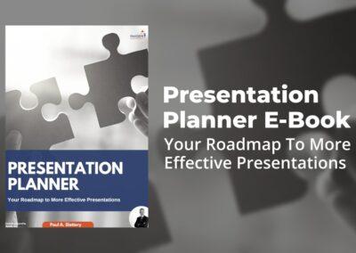 Presentation Planner E-Book