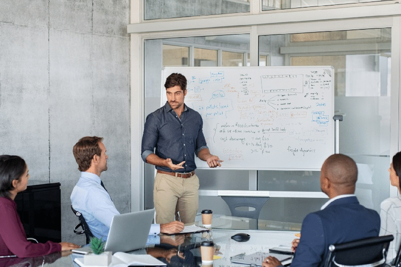 Why presentation skills training should be part of every organisation's onboarding process